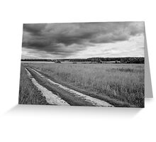 Road to Adventures Greeting Card
