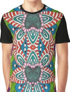 Gypsy Flower Graphic T-Shirt
