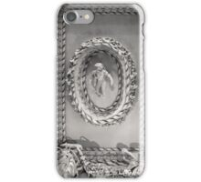 Astley Hall-ceiling 2 iPhone Case/Skin