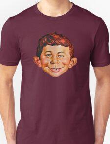 Alfred E. Neuman Unisex T-Shirt