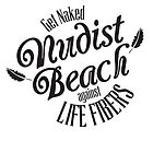 Nudist Beach Logo by Joshua Hill