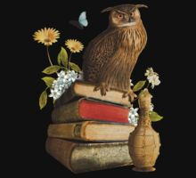Wise Owl Kids Tee