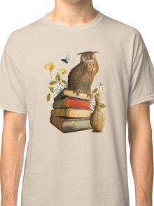 Wise Owl Classic T-Shirt