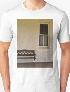 Where is everybody? Unisex T-Shirt