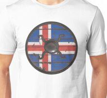 Icelandic Viking Shield Unisex T-Shirt