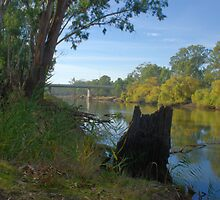 New corowa bridge by ndarby1