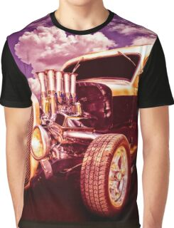 35 Black & Tan Coupe Start with an Obsession Graphic T-Shirt