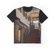 Astley Hall-Stairs Graphic T-Shirt