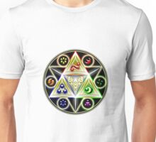 legend of zelda - ocarina of time, the 6 of ages Unisex T-Shirt