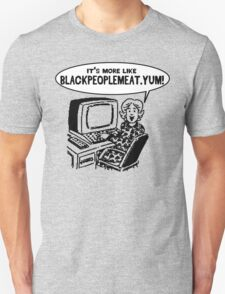 Black People Meet dot com T-Shirt