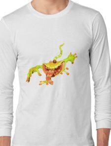 crazy Long Sleeve T-Shirt