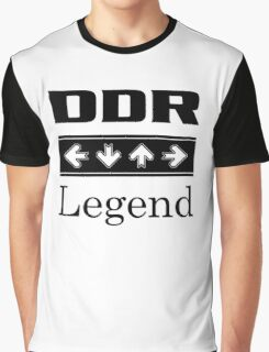 DDR Legend Graphic T-Shirt
