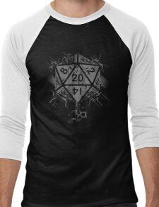 D20 Of Power Men's Baseball ¾ T-Shirt