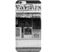 Variety Store iPhone Case/Skin
