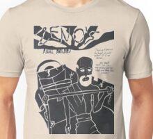 Zeno's Final Paradox Unisex T-Shirt