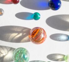 Glass Marbles... Sticker