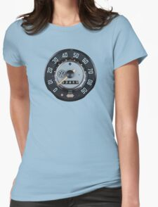 The Need For Speed Womens Fitted T-Shirt