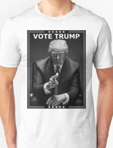 Vote for America's Next President Donald Trump Unisex T-Shirt