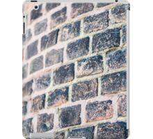Vintage brick iPad Case/Skin