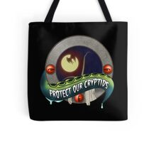 Cryptid Preservation Society (Color) Tote Bag