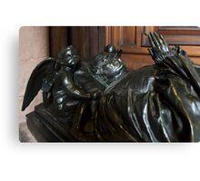 Carlisle Cathedral-Tomb(Harvey Goodwin) Canvas Print