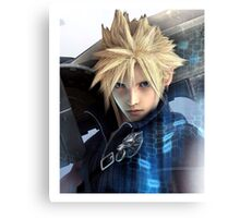 Cloud | Final Fantasy VII Canvas Print