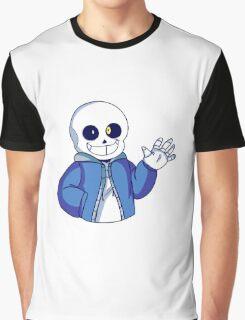 Skeleton Fun Graphic T-Shirt