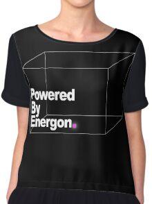 Powered By Energon Chiffon Top