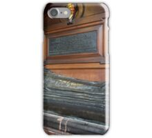 Carlisle Cathedral-Tomb(Harvey Goodwin,full view) iPhone Case/Skin