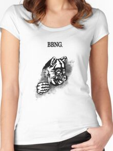 BadBadNotGood BBNG Women's Fitted Scoop T-Shirt