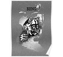 BadBadNotGood BBNG Poster