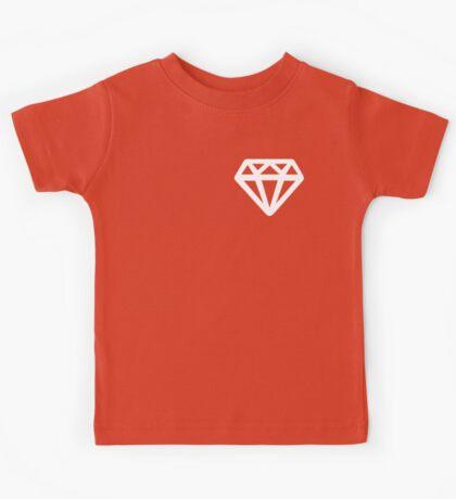 Diamonds in a Goldmine Kids Tee