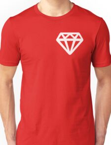 Diamonds in a Goldmine Unisex T-Shirt