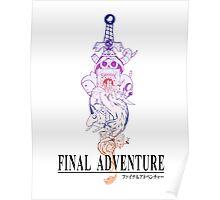 Final Adventure Poster