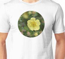 Potentilla In The Garden Unisex T-Shirt