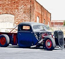 Rat Rod 'The Great Escape' Pickup by DaveKoontz