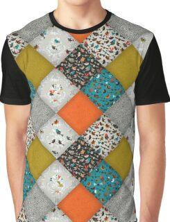 bird love diamonds Graphic T-Shirt