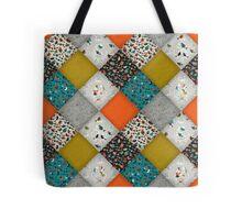 bird love diamonds Tote Bag