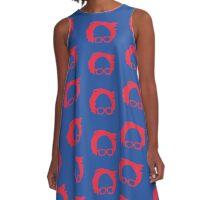 "Phish fishman dress ""bernie"" A-Line Dress"