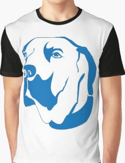 Dog elegant Paintings Graphic T-Shirt