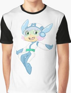 Commander Holly Spacesuit Graphic T-Shirt
