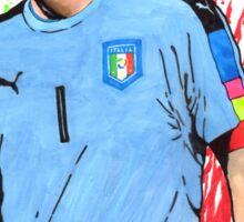 Gianluigi Buffon Sticker