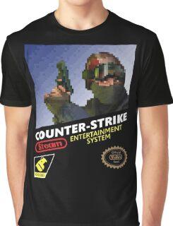CS:GO Retro T-Shirt Graphic T-Shirt