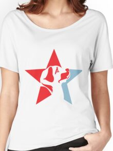 Star Dog  Women's Relaxed Fit T-Shirt