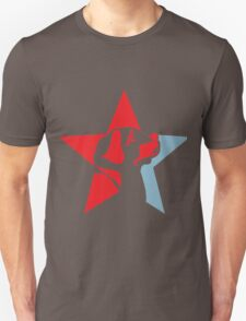 Star Dog  Unisex T-Shirt