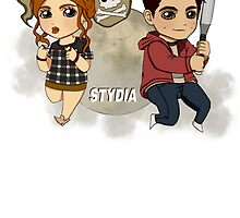 stydia by Littleartbot