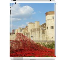 Wave of Blood-Tower of London iPad Case/Skin
