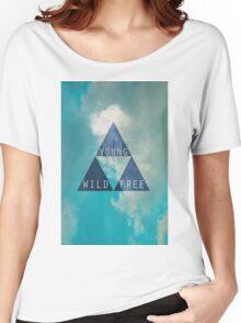 young wild and free Women's Relaxed Fit T-Shirt