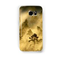 28.6.2014: Morning in Torronsuo National Park Samsung Galaxy Case/Skin