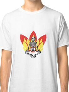 Skelett im Nirwana Classic T-Shirt